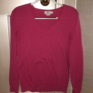 Vineyard Vines Vneck Sweater